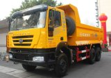 Горячая тележка Dumper 290HP Iveco Genlyon