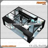Модульный алюминиевый материал будочки торговой выставки для стойки выставки