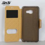 El último caso elegante de cuero del tirón del teléfono móvil de la PU del nuevo producto