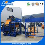 Bloc creux complètement automatique de machine à paver de machines de Linyi Wante faisant la machine