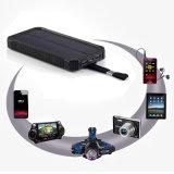 Facyory Orignal 12000mA Dual banco móvel da potência do painel solar do USB