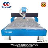 高速単一のヘッド木製の働くCNCのルーター機械(VCT-1530W)