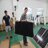 2*80W競争価格多結晶性PVの太陽電池のパネル