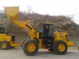 Reihe 4 Engine Wheel Loader (HQ966) mit ISO, SGS