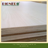madera contrachapada de la melamina del grado de los muebles del pegamento E1 de 16m m