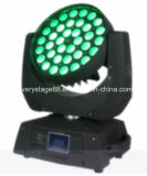 36PCS10W LED Moving Head Wash Zoom Light