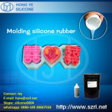 Jabón Mold Making Silicone Rubber en China
