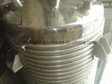 Bobina dell'acciaio inossidabile che raffredda e che riscalda il miscelatore del detersivo liquido