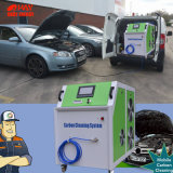 Machine commerciale de nettoyage de carbone d'engine de véhicule de gaz de Hho d'assurance