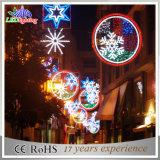 LED LED 휴일 점화 크리스마스 거리 훈장 빛