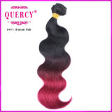 熱いSales Ombre Hair Peruvian Body Wave 1b/99 Ombre Hair Extensions