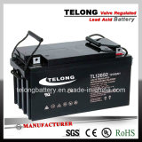 Lood Acid Solar Power Battery met Ce & UL Certificate (12V65AH)