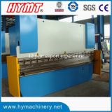 Freio da imprensa hidráulica do controle de Wc67k-63X2500 E210 & máquina de dobra da placa