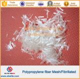 Анти--Замороженная форма сетки волокна полипропилена инженерства