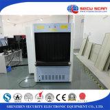 Scanner de bagages de rayon du générateur de rayon X 3 X avec la vitesse 0.5m/s de convoyeur