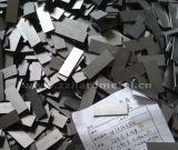 O carboneto de tungstênio das tiras de STB descasca STB