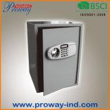 Коробка твердой стальной обеспеченностью безопасная с замком цифров электронным для дома, пользы офиса