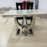 Marble Topの現代Furniture Dining Table