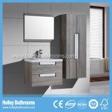 حديثة [هيغ-ند] بلوط حمام خزانة مع وحدة تصميم جديدة أسلوب [درسّينغ تبل] ([بف137م])