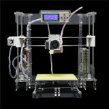 2017 Anet A8 Le plus récent Fdm Rapid Prototype Desktop 3D Printer