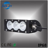 Pièces d'auto de la qualité 4WD de barre d'éclairage LED de 6 pouces 30W pour le camion tous terrains UTV SUV