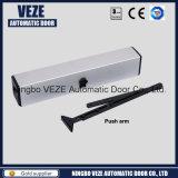 押しアーム(SW100)を搭載するVezeの電気ドアクローザー