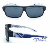 مصمّم نوبة على نظّارات شمس مع يستقطب عدسة