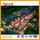 Модели выставки/модели запланирования зоны/модель здания/модель/проект недвижимости модель здания