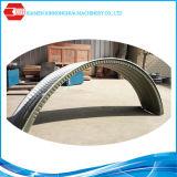 La Cina ha reso a marca popolare la macchina piegatubi di piegatura della lamina di metallo del tetto idraulico automatico