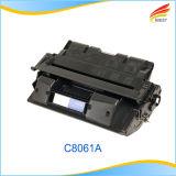 Cartucho de toner compatible del HP C 8061 A.C. 8061X 61A 61X del control de calidad terminante