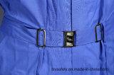 Workwear barato 100% de la bata de Dubai de la alta calidad del poliester de la seguridad (AZUL)