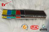 O PVC introduz a tira L tiras Non-Slip da forma para escadas