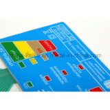 Appliance domestico Application e Poly Dome Keypad Button Material Matrix Membrane Switch