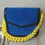 Sacs à main 2017 en cuir de créateur de Nubuck de sacs de dames de Crossbody pour les femmes Sy7807