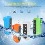 Des Klipp-4GB Spieler-Wasser-beständiger Kopfhörer Sport-wasserdichter der Musik-MP3