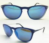 Nuevas gafas de sol plásticas con la lente de Revo