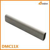 buis van het Aluminium van 15X30mm anodiseert de Ovale binnen Afwerking