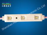Lumière imperméable à l'eau de module de l'éclairage DC12V 5730 DEL de couleur rouge