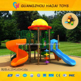 Amusement Park (HAT-014)のための最も新しいDesign Excellent Quality Outdoor Playground