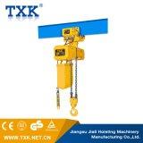 Txk 3ton elektrische Kettenhebevorrichtung mit einzelner/Doppelgeschwindigkeit