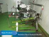 riscaldamento di gas dell'acciaio inossidabile 600L/riscaldamento di vapore/caldaia rivestita riscaldamento elettrico con il miscelatore