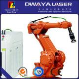 Сварочный аппарат лазера оптического волокна Dwy робототехнический
