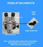 째진 램프를 위한 광속 분리기, 사진기 접합기, 비데오 카메라 접합기 및 외과 현미경