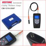 Micro Coating Thickness Meter con la F Probe Cm-1210-200f