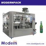 Máquina de embotellado de la tríada/máquina de rellenar de la cerveza