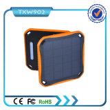 2016 새 모델 고용량 휴대용 태양 에너지 은행 5600mAh 태양 충전기