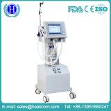 セリウム(HV-600B)が付いている呼吸機械ICU移動式換気装置
