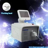 Salón de belleza portable del laser del diodo de la máquina del retiro del pelo