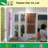 Panneau décoratif interne de mur de la colle de fibre (matériau de construction)