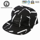 2016 Fashion Cool USA Bordado de la bandera Flat Peak Snapback Cap